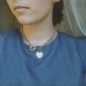 Jewelry - VINTAGE Chain Link Necklace
